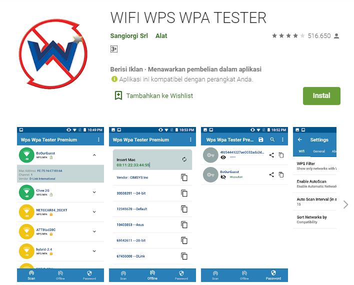 15 Aplikasi Hack Wifi Terbaik Untuk Android Stmik Indonesia