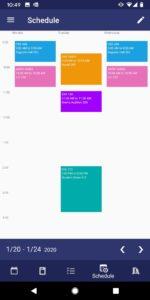 Aplikasi Pengatur Jadwal Sekolah